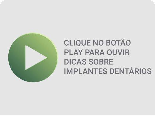 escute dicas sobre implante dentário no DF