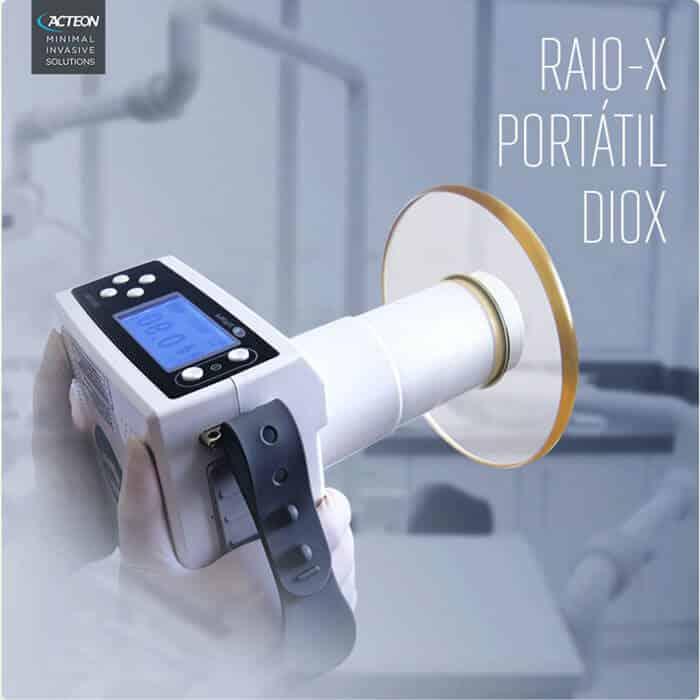 Raio-X Diox no DF